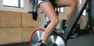 What types of exercise bikes exists