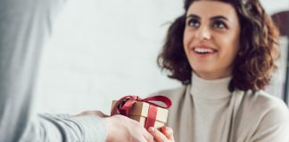 How not to get screwed up with a gift